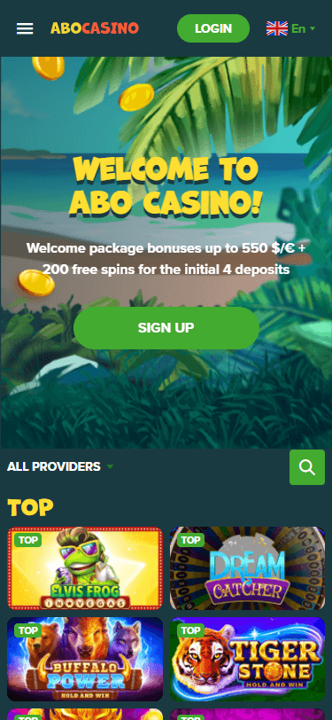 Abo Casino Bonus