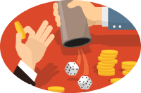 best odds at casino
