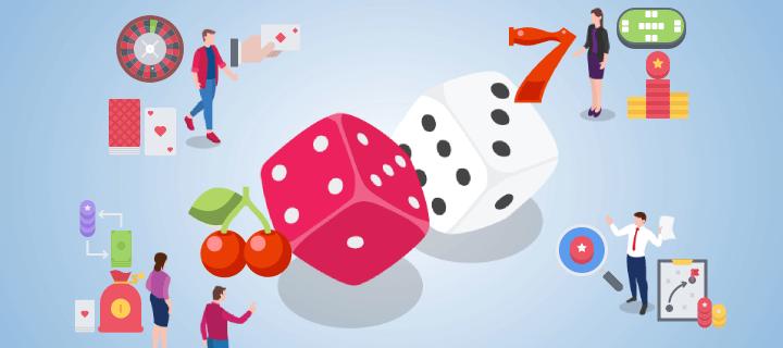 best odds in casino