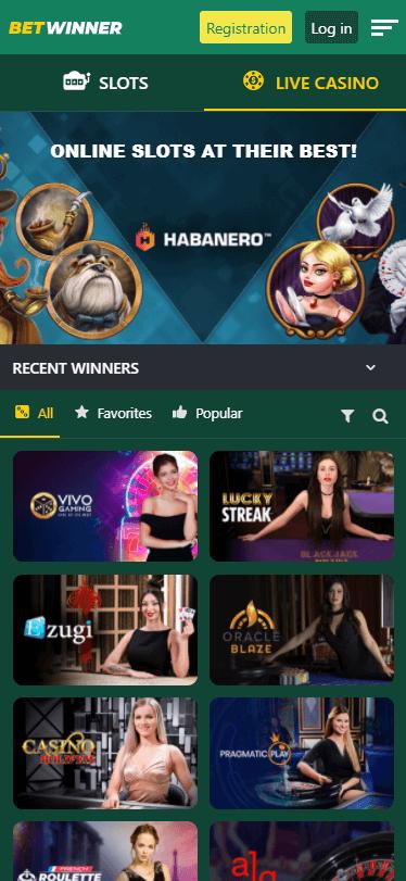 Betwinner Bonus