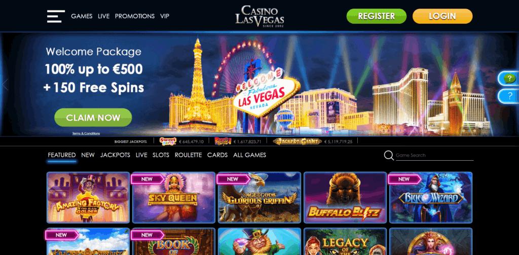 casino las vegas review