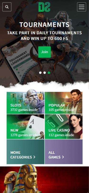 DozenSpins Casino Bonus