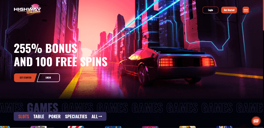 highway casino review