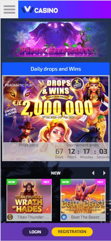 ivi Casino Bonus