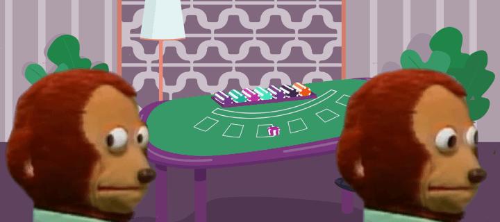 odds on blackjack