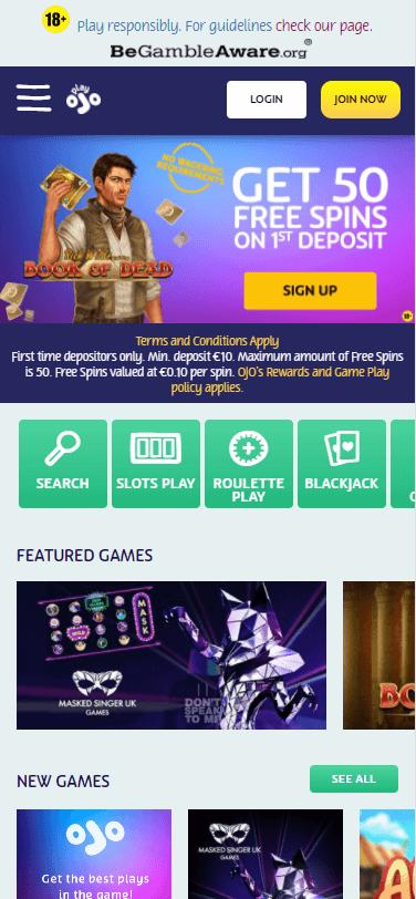 playojo casino bonus