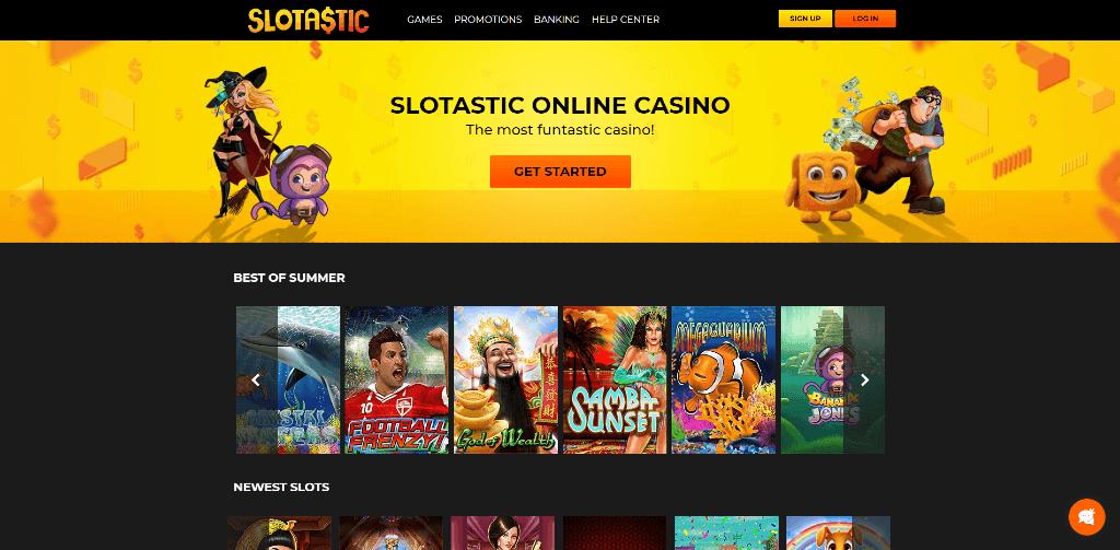 slotastic casino review